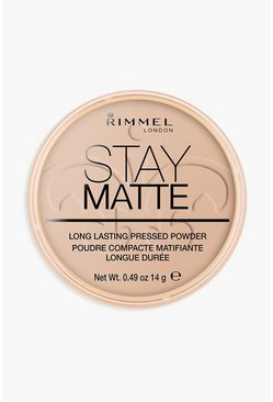 Rimmel Stay Matte Powder Silky Beige