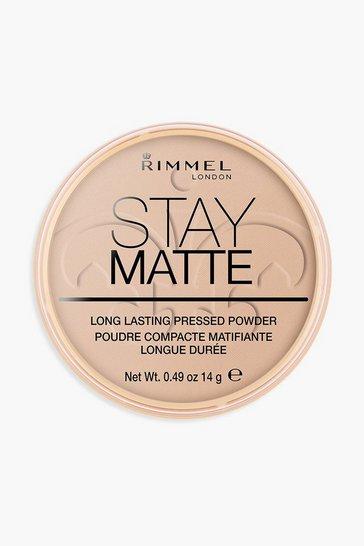 Rimmel Stay Matte Powder Silky Beige