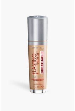 Medium Rimmel Breathable Foundation True Nude 303