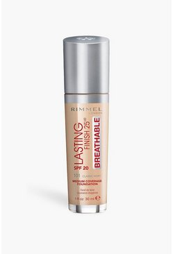 Medium Rimmel Breathable Foundation Classic Beige