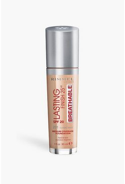 Light Rimmel Breathable Foundation Classic Ivory101