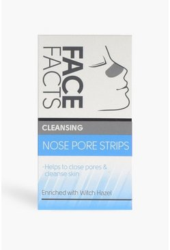 White Face Facts Nose Pore Strips - Cleansing