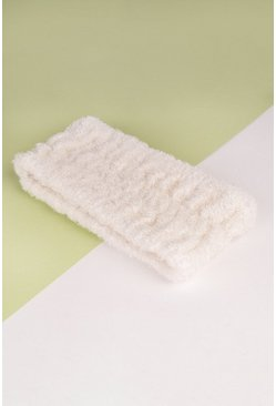 Wit white So Eco Spa Haarband