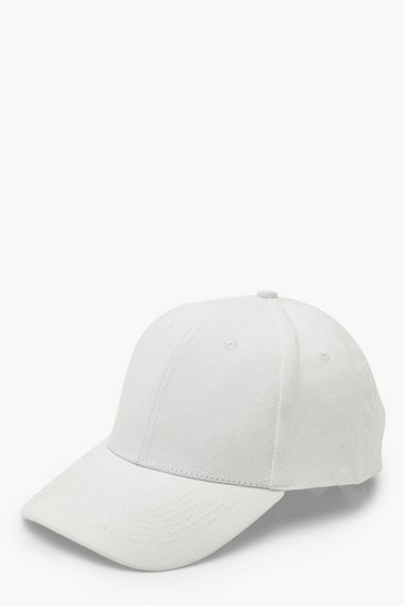 White Plain Cap