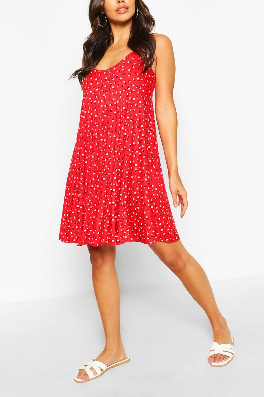 DRESSES Ditsy Floral Swing Dress