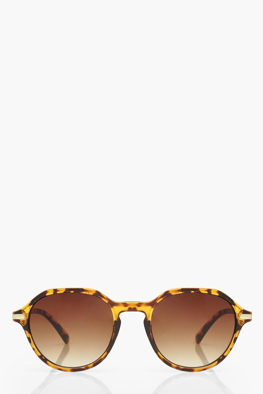 SALE Tortoiseshell Round Sunglasses