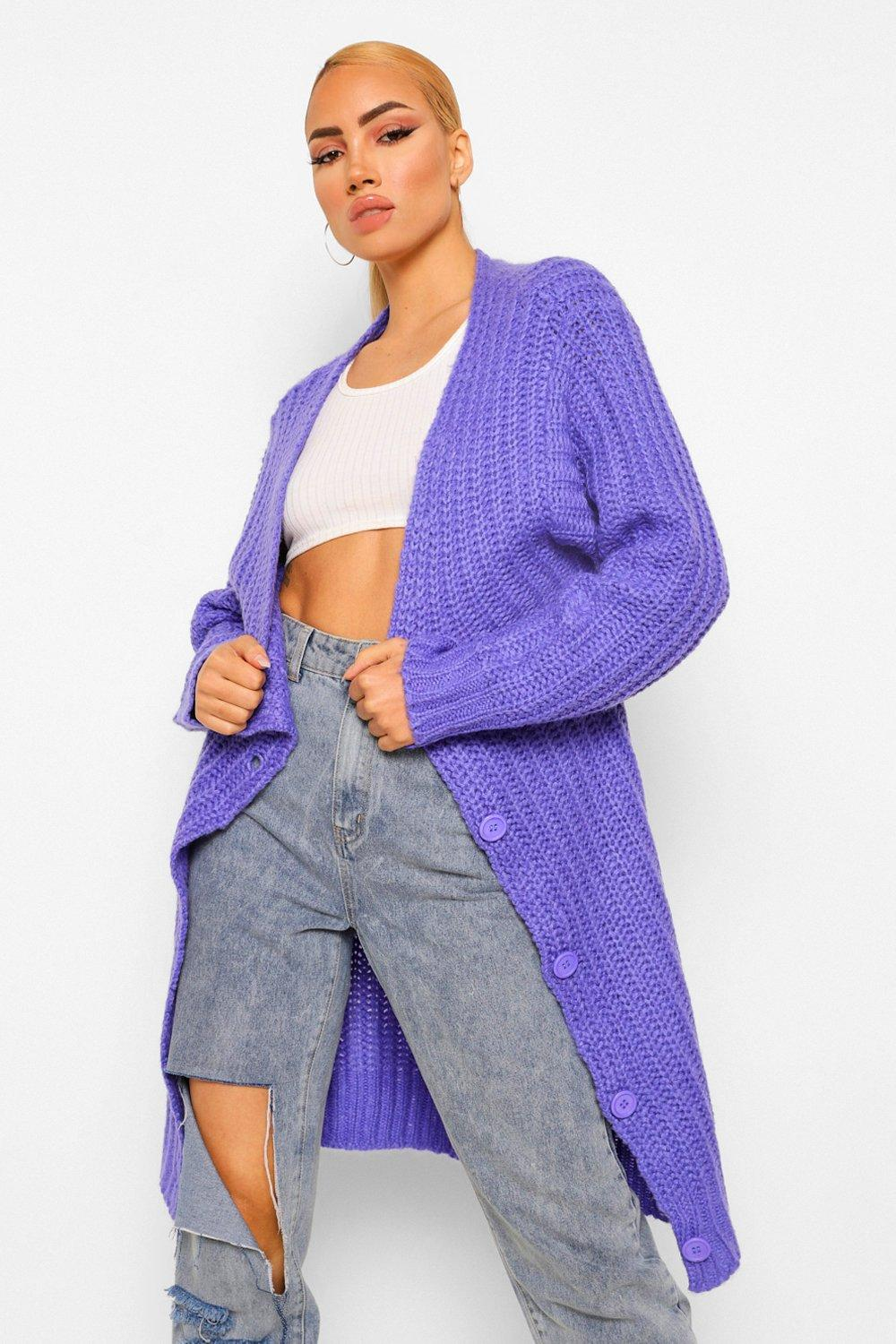 NEW IN Soft Knit Chunky Cardigan