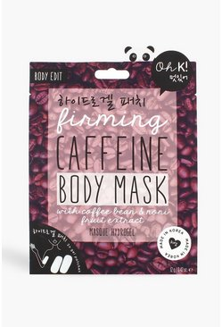 Multi Oh K! Caffeine Firming Targeted Patch Mask