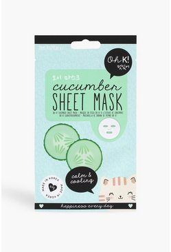 Multi Oh K! Sheet Mask - Cucumber