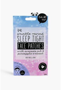 Multi Oh K ! Sleep Tight Face Patches