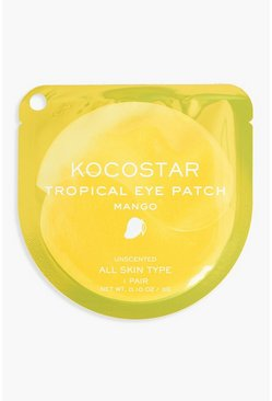 Kocostar Tropical Eye Patch - Mango, Multi