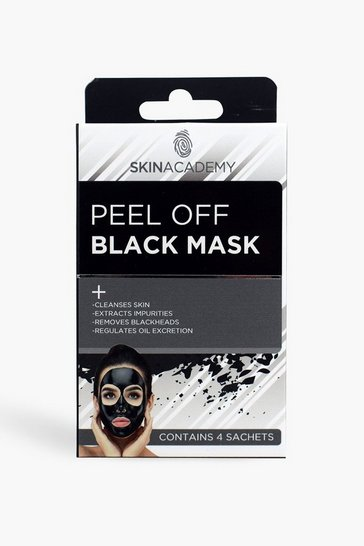 Skin Academy Peel Off Black Mask