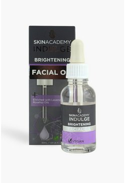Clear Skin Academy Indulge Facial Oil - Brightening