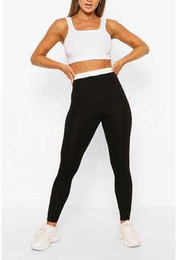 Black The Everyday Chill Leggings