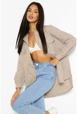 Nude The Oversized Check Shirt