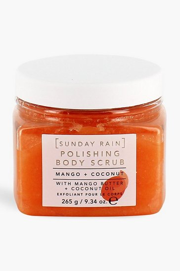 Orange Sunday Rain Mango & Coconut Body Scrub