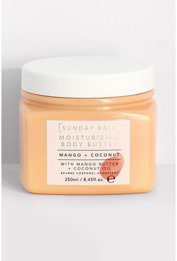 Orange Sunday Rain Mango & Coconut Body Butter