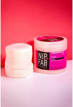 White Nip + Fab Salicylic Acid Night Pads