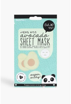 Blue Oh K! Sheet Mask - Avocado