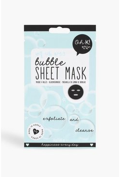Blue Oh K! Sheet Mask - Bubble