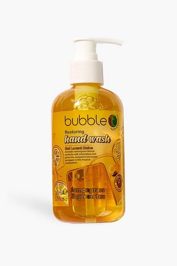 Yellow Bubble T Hand Wash Lemongrass & Green Tea