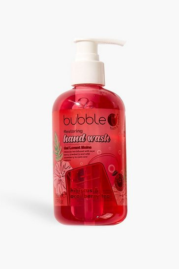 Red Bubble T Hand Wash Hibiscus & Acai Berry Tea