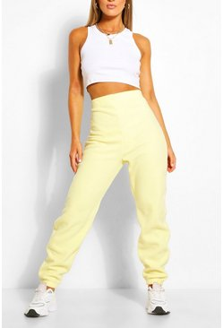 Lemon Supersoft Fleece Sweatshirt Joggers
