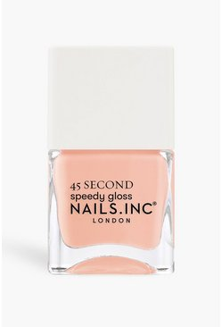 Nude Nails Inc 45 Sec Polish Cruising In Carnaby St