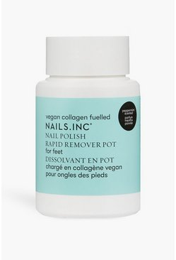 Blue blå Nails Inc Nail Polish Remover Hand & Toe