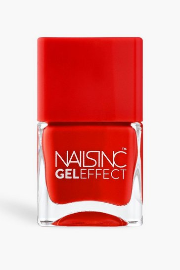 Red Nails Inc Gel Effect Polish - West End