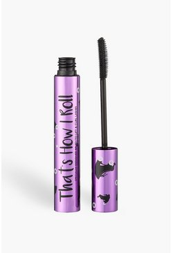 Black Barry M That's How I Roll Waterproof Mascara