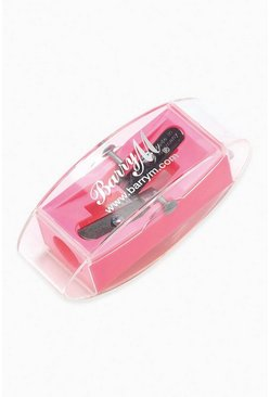 Pink Barry M Pencil Sharpener