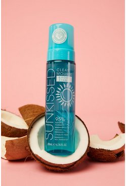 Blue Sunkissed Clear Mousse 1 Hour Tan