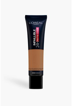 Brown L'Oreal Paris Infallible Foundation 330