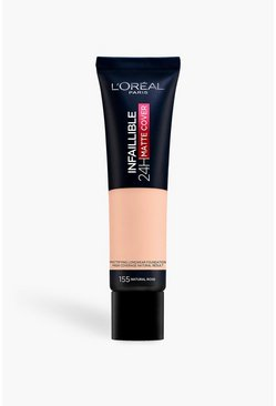 Nude L'Oreal Paris Infallible Foundation 155