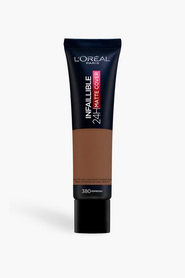 Brown L'Oreal Paris Infallible Foundation 380