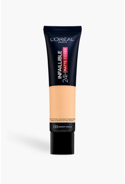 Nude L'Oreal Paris Infallible Foundation 135