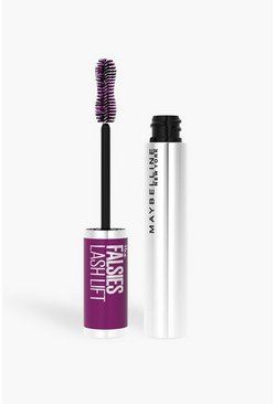 Silver Maybelline The Falsies Mascara - 01 Black