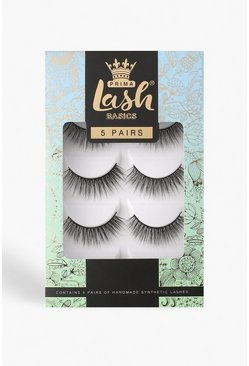 Black Primalash Ivy Lashes 5 Pack