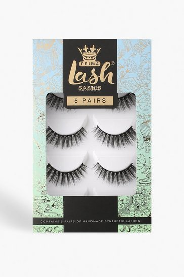 Black Primalash Fifi Lashes 5 Pack