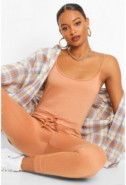 Caramel 2 in 1 Cami Top & Jogger Jumpsuit