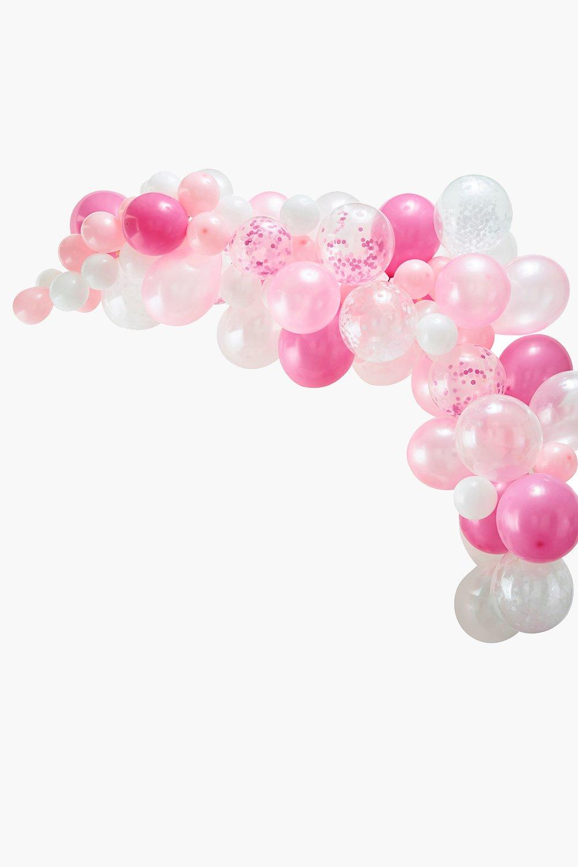 Ginger Ray Pink Balloon Garland Boohoo