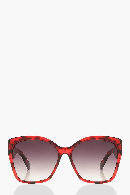 Sunglasses Oversized Tortoise Shell Sunglasses