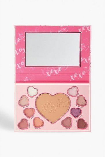 Pink Sunkissed Hey Gorgeous Eye Shadow Bronzer