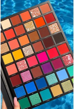 Multi LaRoc Pro The Artistry Book Eyeshadow Palette