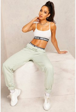 Sage Mix & Match Edition Rollover Jogger
