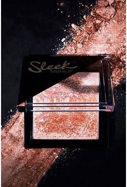 Peach orange Sleek Makeup Highlighter Solstice Equinox