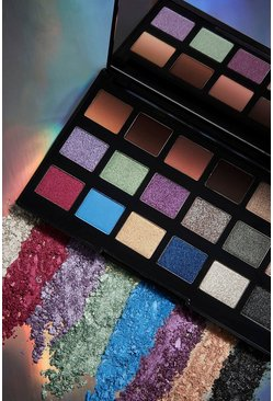 Multi Sleek Makeup Major Morphisis Palette