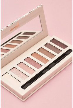 Nude Barry M Super Natural Eyeshadow Palette