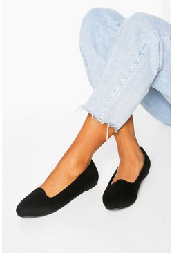 Black Basic Slipper Ballets